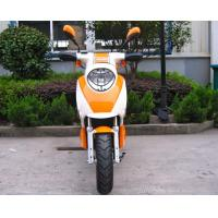 Buy cheap Single Cylinde Motor Powered Scooter 4 Stroke Air Cooled Automatic Clutch from wholesalers