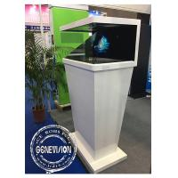 Buy cheap Kiosk Digital Signage 3d Holographic Display Pyramid Full HD CE & RoHS Certification product