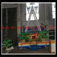 Buy cheap 12 Seat Mini Pirate Ship Viking Rides Amusement Park Equipment for Sale product