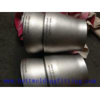 China 4 Inch Stainless Steel Concentric Reducer ASTM A403  WP316LN  SCH20 on sale