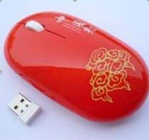 Buy cheap Ratón inalámbrico del mini del ordenador portátil del equipo de escritorio netbook del usb, ratón inalámbrico 2.4G, product