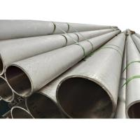 Quality 310s X8CrNi25-21 Stainless Steel Seamless Tube SCH40 SCH140 ASTM 249 UT ET for sale