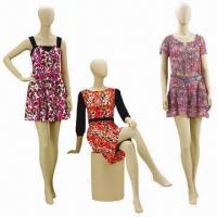 Buy cheap Female Display Mannequins, Abstract Model, Fashionable Design, Made of Fiberglass and Resin product