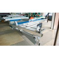 China 3200mm Single Phase Panel Saw , Slider Table Saw Machine For Density / Shaving Boards on sale