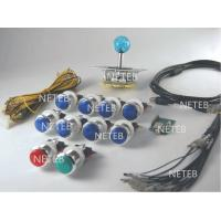 Buy cheap USD27.95---1 Player Arcade Control Panel Bundle Kit,1 led joystick and 10 led buttons product