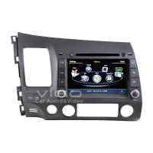 Buy cheap Car Stereo For Honda Civic Sat Nav DVD Auto Radio GPS Navigation C044 product
