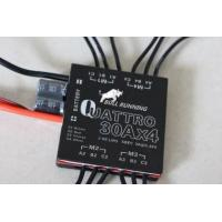 China 25A 4 In 1 Electronic Brushless Speed Controllers For RC Planes Motors on sale