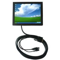 """Buy cheap 8"""" SKD Metal Cover VGA Monitor with Touch Screen for IPC Industrial Car PC Display product"""