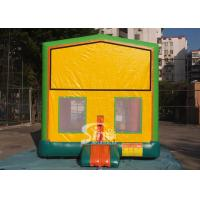 Buy cheap 13x13 commercial inflatable module bounce house with various panels made of 18 OZ. PVC tarpaulin product