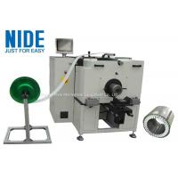 Buy cheap Horizontal Stator Insulation Paper Inserter Equipment Low Noise Fast Speed product