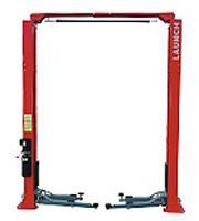 Buy cheap Le levage/abaissant l'équipement d'atelier automatique, 4.0Ton conjuguent l'ascenseur clair hydraulique TLT240AT de voiture de courrier du plancher deux product