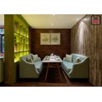 China Garden Topic Coffee Shop Vintage Restaurant Booth Commercial Restaurant Furniture on sale