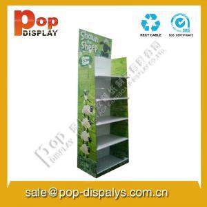 Buy cheap Présentoirs faits sur commande de carton ondulé pour l'exposition/magasin product