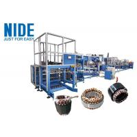 Buy cheap High Automation Motor Production Line Stator Winding Machine New Condition product