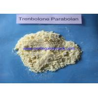 Buy cheap Muslce Building Trenbolone Powder Pale Yellow Trenbolone Hexahydrobenzylcarbonate product
