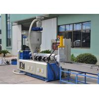 Buy cheap Low Noise Plastic Recycling Equipment Power Saving Soft Material 90-110 Kw product
