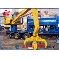 Buy cheap Popular Hydraulic Car Logger Baler Mobile Type Equipped with Grab product