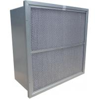 Buy cheap Rigid Deep Pleated Hepa Filters For HEPA Air Filtration System product