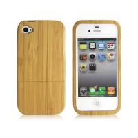 Buy cheap Factory for Apple iPhone 4S Bamboo Case product