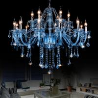 China Large Crystal chandelier lighting Indoor home lighting lustres para quarto avize for Bedroom Kitchen Dining room wholesale