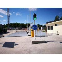 Buy cheap 30-200T Unmanned Weighbridge System High Accuracy HS Code 84238990 product