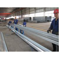 Buy cheap Common-used C and Z Section Galvanised Steel Purlins For Fix Roof And Side Claddings product