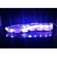 China Manufacturer shoe sole light with battery operated 3528 60cm 24leds RGB led light for shoe sole on sale