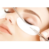 Buy cheap Disposable Hydrogel Eye Pads For False Eyelash Extension and Eyelash Perming product