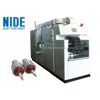 Buy cheap Compact design Trickle Impregnating Machine For small motor armatures product