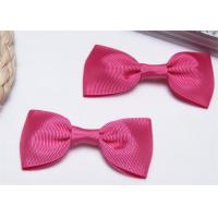 Buy cheap High End Bow Tie Ribbon , Hair Elastic Bands Home Textile Purple product