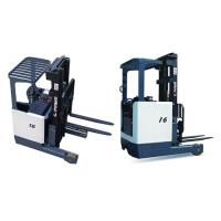 China electric high reach forklift on sale