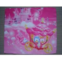 China The High Quality Microfiber Lens Cleaning Cloth on sale
