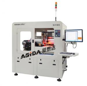 Professional High Efficiency Auto FPC Bonding Machine ForStiffeningAdhesive