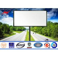 China Movable Mounted LED Screen TV Truck OutsideBillboard Advertising , SGS wholesale