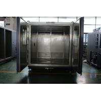 China Air Cooling Type Large Capacity Climate Test Walk-In Chamber /  High Low Temperature Chamber on sale
