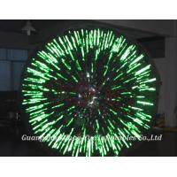 Buy cheap nflatable Zorbing Game: Glow Lighted Shining Zorb Ball Toy (CY-M1861) product