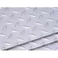 Buy cheap Stainless steel checkered plates 420, 430 with ASME Standard for boiler heat exchanger product