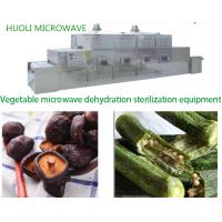 Buy cheap Tunnel Microwave Drying Machine For Instant Noodels / Industrial Microwave Dryer product