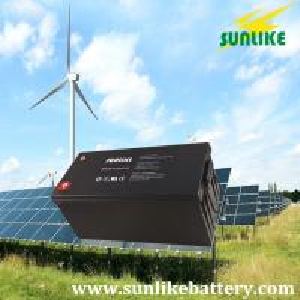 Buy cheap Батарея 12В38ах геля свободного обслуживания солнечная для солнечной энергии product
