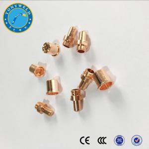 Buy cheap Raw Copper CB70 Trafimet Plasma Cutting Torch Parts product