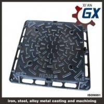 Buy cheap Heavy Duty Round d400 d500 d600 d700 Rainwater Manhole Cover product
