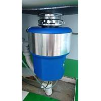 Buy cheap food waste machine for household kitchen,stainless steel grind system,0.75 hp product