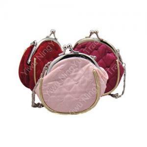 Buy cheap Фасонируйте ткань с кожаным портмонем выпушки/портмонем монетки (НИ0Х111) product