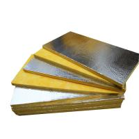 Foil - Faced Glass Wool Roll Soundproof Insulation For Metal Building Insulation