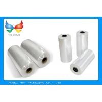 Buy cheap 40Mic Waterproof 60 - 70 % PETG Shrink Film Gloss Surface Finish For Drink Packaging product
