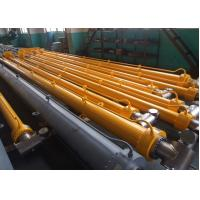 Max Stoke 16m Double Acting Hydraulic Cylinder QPPY For Water Resources
