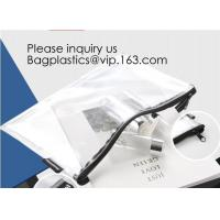 Buy cheap Office Stationery Waterproof Document Slider Pvc Packing Bag,PVC bags, EVA bags, zipper bags, stand up zipper bags product