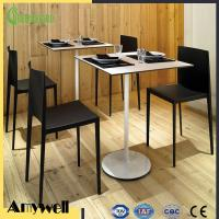 China Amywell waterproof anti-abrasive Phenolic Resin compact White Dining Table Top on sale