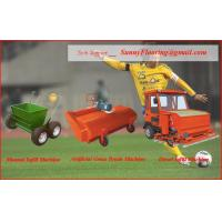 China Artificial Grass Install Machine ( equipments ) on sale