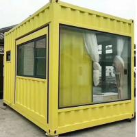 Buy cheap Flat Packing Mobile Custom Container House With Modular  Bathroom Kitchen product
